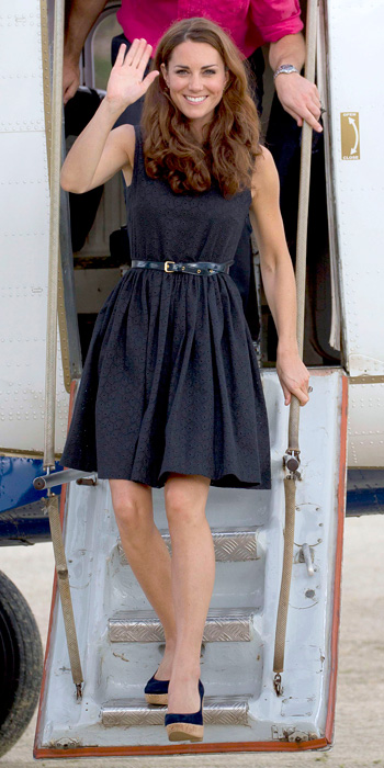 How To Wear Kate Middletons Favorite Sneaker Instyle Com f1b422f09