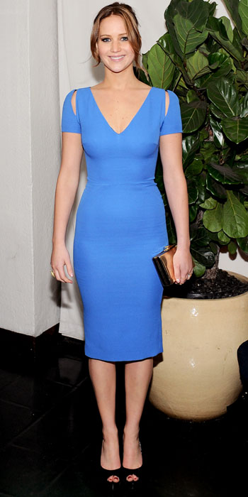 Look of the Day photo | Jennifer Lawrence
