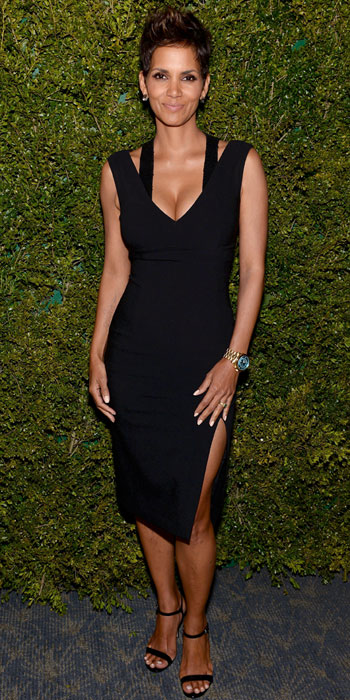 Halle Berry in Michael Kors