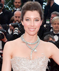 Look of the Day: Jessica Biel