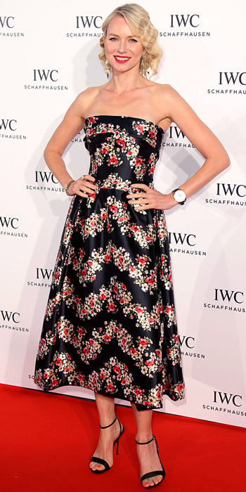 Look of the Day photo | Naomi Watts