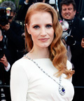 Look of the Day: Jessica Chastain