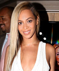Look of the Day: Beyonce Knowles
