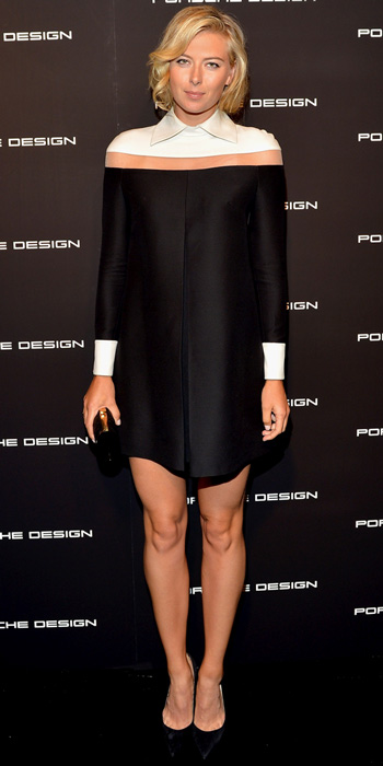 Look of the Day photo | Maria Sharapova