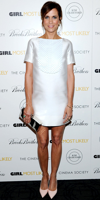 Look of the Day photo | Kristen Wiig