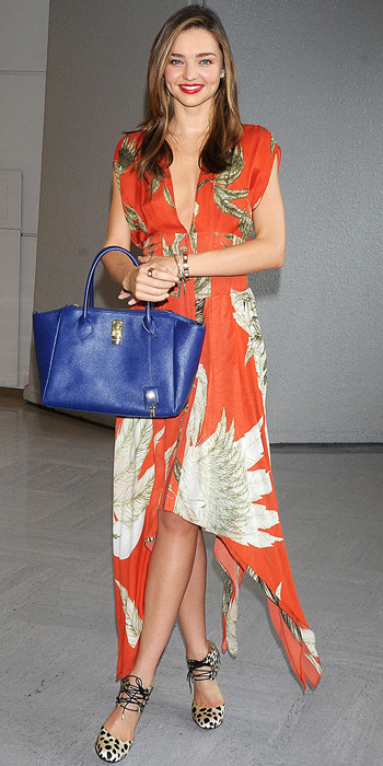Look of the Day photo | Miranda Kerr