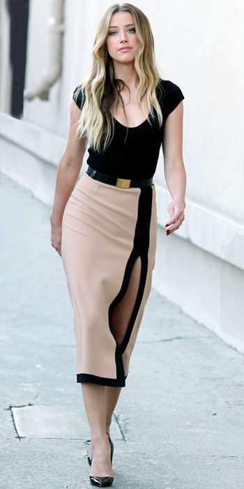 Look of the Day photo   Amber Heard