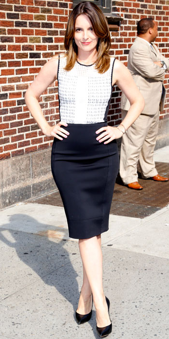 Look of the Day photo | Tina Fey