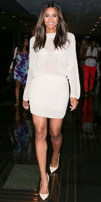 Look of the Day photo | Ciara