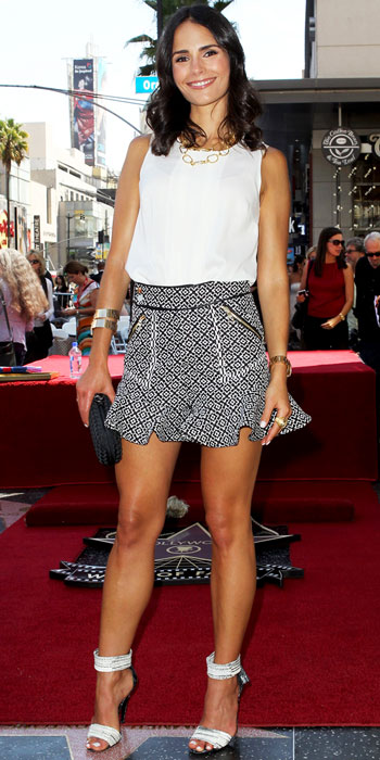 Look of the Day photo | Jordana Brewster