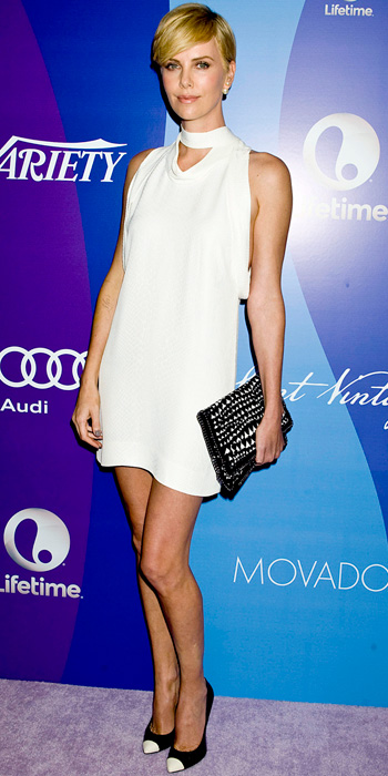 Look of the Day photo | Charlize Theron