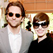 Bradley Cooper and Anne Hathaway Keep It Cool In Their Shades, Plus More Parties!