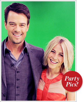 Julianne Hough Josh Duhamel