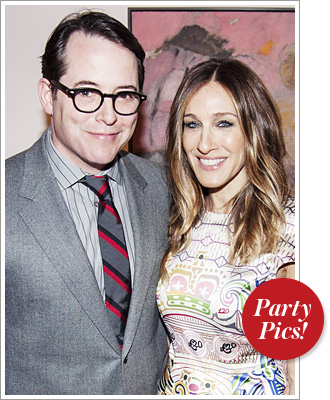 SJP Matthew Broderick