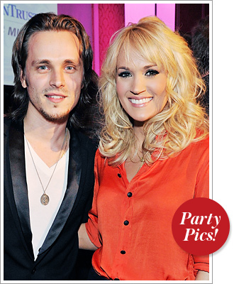 Carrie Underwood Jonathan Jackson