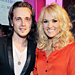 Carrie Underwood Toasts to Grammy Nominees and More!