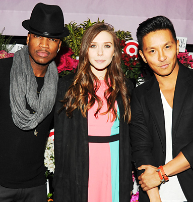 YesWeTrend- Ne-Yo, Elisabeth Olsen and Prabal Gurung at New York,s Pier 57,s Carnival Party