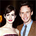 Anne Hathaway and Eddie Redmayne Salute France for Les Mis, Plus More Parties!