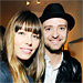 Justin Timberlake, Amy Adams, and Jessica Biel's Artsy Night