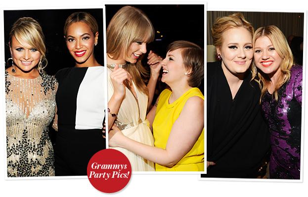 Grammys Parties