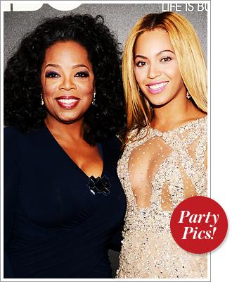 Beyonce Oprah