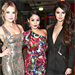 Selena Gomez, Vanessa Hudgens, and Ashley Benson Premiere Spring Breakers