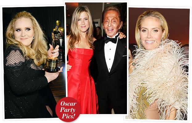 Oscars Parties