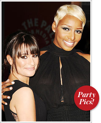 Lea Michele, NeNe Leakes