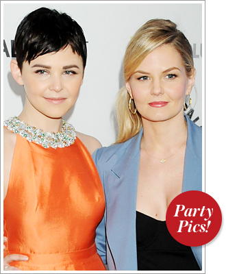 Ginnifer Goodwin, Jennifer Morrison