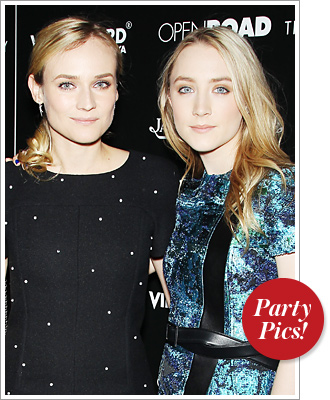saoirse ronan and diane kruger