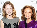 Diane von Furstenberg,Natalia Vodianova, and Gloria Steinem at the 4th Annual DVF Awards