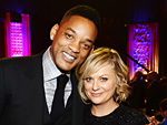 Will Smith and Amy Poehler