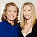 Hillary Clinton, Catherine Zeta-Jones, and Michael Douglas Honor Barbra Streisand, Plus More Parties!