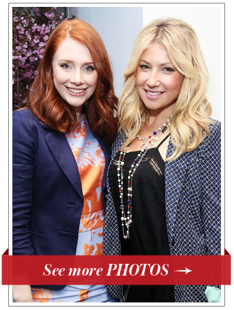 Bryce Dallas Howard, Ari Graynor