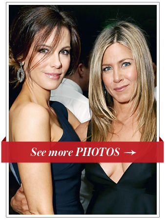 Kate Beckinsale, Jennifer Aniston