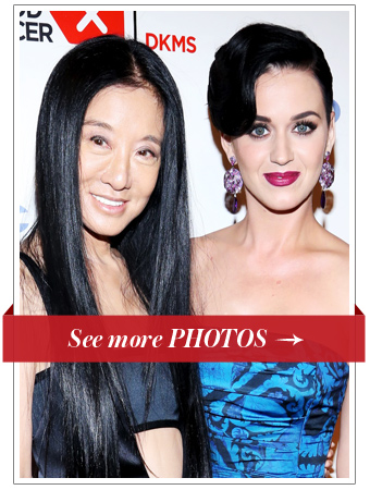 Vera Wang, Katy Perry