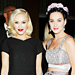 Gwen Stefani and Katy Perry Celebrate The Great Gatsby in New York
