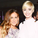 Anne Hathaway and Sarah Jessica Parker Honor Art in New York City