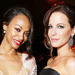 Zoe Saldana and Kate Beckinsale Premiere Star Trek Into Darkness in L.A.