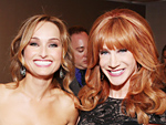 Sharon Osbourne, Giada De Laurentiis, and Kathy Griffin