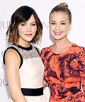 Lotion Up! Stacy Keibler, Emily VanCamp, and More Celebrate Clinique
