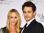 Frida Giannini, James Franco