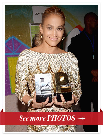 Jennifer Lopez - Premios Juventud