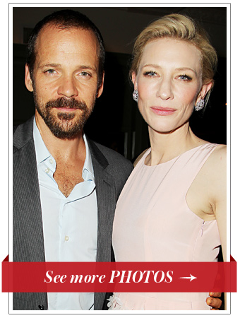 Peter Sarsgaard and Cate Blanchett