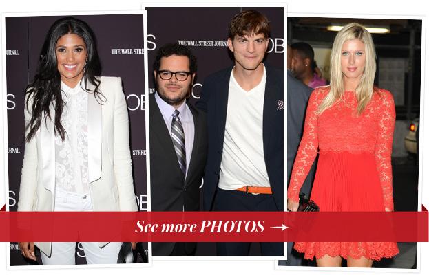 Rachel Roy, Josh Gad, Ashton Kutcher, Nicky Hilton