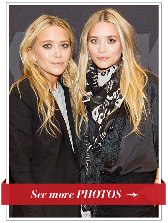 Mary-Kate and Ashley Olsen and Bik Bok