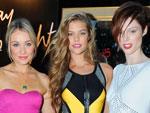 Katrina Bowden, Nina Agdal and Coco Rocha