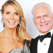 Heidi Klum and Tim Gunn Celebrate Their Emmy Win in Los Angeles