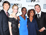 Cast of 12 Years a Slave