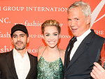 Marc Jacobs - Robert Duffy - Miley Cyrus - FGI Night of Stars